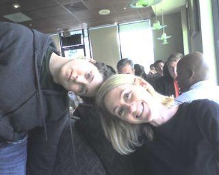 Miss Heather on the left... ;(