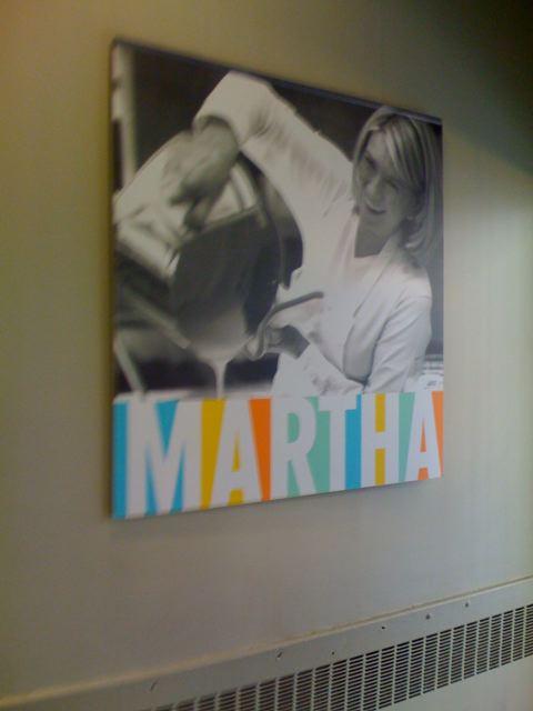 NYC Martha Stewart 2008